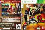 miniatura Naruto Shippuden Ultimate Ninja Storm 2 Dvd Custom V2 Por Marithoxx cover xbox360