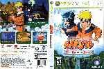 miniatura Naruto The Broken Bond Dvd Por Marqos10 cover xbox360