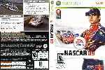 miniatura Nascar 09 Dvd Por Direnkyo cover xbox360
