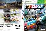 miniatura Nascar Unleashed Dvd Custom Por Haccal cover xbox360