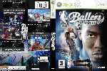 miniatura Nba Ballers Chosen One Dvd Custom Por Trompozx cover xbox360