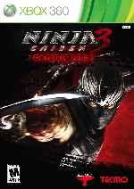 miniatura Ninja Gaiden 3 Razos Edge Frontal Por Airetupal cover xbox360