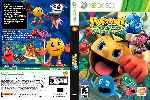 miniatura Pacman Ghostly Adventure 2 Dvd Custom Por Carlosalberton cover xbox360
