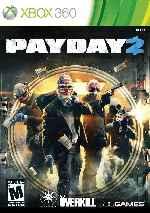 miniatura Payday 2 Frontal Por Airetupal cover xbox360