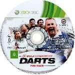 miniatura Pdc World Championship Darts Pro Tour Cd Por Pred10 cover xbox360