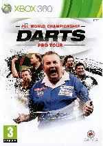 miniatura Pdc World Championship Darts Pro Tour Frontal Por Humanfactor cover xbox360
