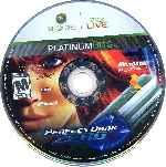 miniatura Perfect Dark Zero Cd Por Piratac cover xbox360