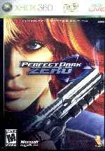 miniatura Perfect Dark Zero Frontal Por Asock1 cover xbox360