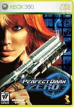 miniatura Perfect Dark Zero Frontal V2 Por Onibusha cover xbox360