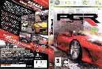 miniatura Pgr Project Gotham Racing 3 Dvd Por Orbison cover xbox360