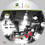 miniatura Pgr Project Gotham Racing 4 Cd Custom Por Azufre cover xbox360