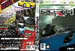 miniatura Pgr Project Gotham Racing 4 Dvd Custom Por Trompozx cover xbox360