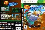miniatura Phineas Y Ferb Quest For Cool Stuff Dvd Custom Por Rodionrr cover xbox360