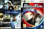 miniatura Prince Of Persia Dvd Custom V3 Por Ravenn cover xbox360