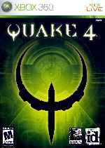 miniatura Quake 4 Frontal Por Humanfactor cover xbox360