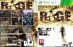 miniatura Rage Dvd Custom Por Mauroclon21 cover xbox360