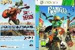 miniatura Rango Dvd Custom V2 Por Pabloda Re cover xbox360