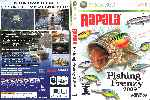 miniatura Rapala Fishing Frenzy 2009 Dvd Por Seaworld cover xbox360