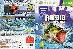 miniatura Rapala For Kinect Dvd Por Humanfactor cover xbox360