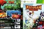 miniatura Rayman Origins Dvd Por Waltico90 cover xbox360