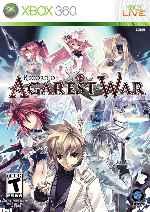 miniatura Record Of Agarest War Frontal Por Rodrigo412 cover xbox360