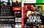 miniatura Red Dead Redemption Dvd Custom V4 Por Ravenn cover xbox360