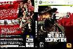 miniatura Red Dead Redemption V2 Por Jean Carlos Bond007 cover xbox360