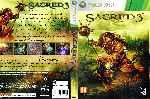 miniatura Sacred 3 Dvd Custom Por Stick82 cover xbox360
