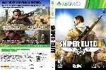 miniatura Sniper Elite 3 Dvd Custom Por Cez10 cover xbox360