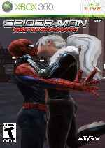 miniatura Spider Man Web Of Shadows Frontal V2 Por Mauroxdaaa95 cover xbox360