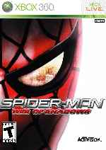 miniatura Spider Man Web Of Shadows Frontal V3 Por Mauroxdaaa95 cover xbox360