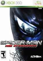 miniatura Spider Man Web Of Shadows Frontal V5 Por Mauroxdaaa95 cover xbox360
