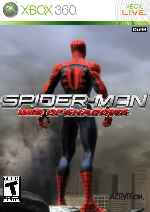 miniatura Spider Man Web Of Shadows Frontal V6 Por Mauroxdaaa95 cover xbox360