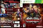 miniatura Tekken Tag Tournament 2 Dvd Custom Por Anderstiv cover xbox360