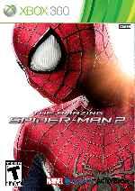 miniatura The Amazing Spider Man 2 Frontal Por Mauroxdaaa95 cover xbox360