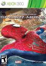 miniatura The Amazing Spider Man 2 Frontal V2 Por Mauroxdaaa95 cover xbox360