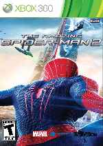 miniatura The Amazing Spider Man 2 Frontal V3 Por Mauroxdaaa95 cover xbox360