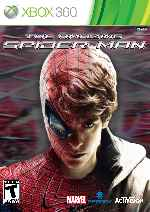 miniatura The Amazing Spider Man Frontal V3 Por Mauroxdaaa95 cover xbox360