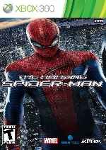 miniatura The Amazing Spider Man Frontal V4 Por Mauroxdaaa95 cover xbox360