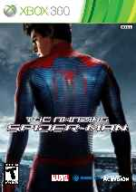 miniatura The Amazing Spider Man Frontal V5 Por Mauroxdaaa95 cover xbox360