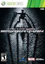 miniatura The Amazing Spider Man Frontal V6 Por Mauroxdaaa95 cover xbox360