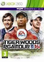 miniatura Tiger Woods Pga Tour 14 Frontal Por N3vr0m4nt3 cover xbox360