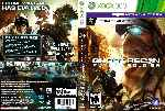 miniatura Tom Clancys Ghost Recon Future Soldier Dvd Por Sapelain cover xbox360
