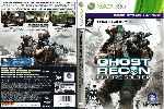 miniatura Tom Clancys Ghost Recon Future Soldier Dvd V2 Por Sapelain cover xbox360