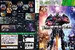 miniatura Transformers Rise Of The Dark Spark Dvd Custom Por Spyner cover xbox360