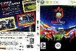 miniatura Uefa Euro 2008 Dvd Por Seaworld cover xbox360
