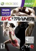 miniatura Ufc Personal Trainer The Ultimate Fitness System Frontal Por Kretoswar cover xbox360