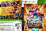 miniatura Ultra Street Fighter 4 Dvd Custom Por Carlosalberton cover xbox360