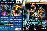 miniatura Unreal Championship 2 Dvd Por Evilnightmare cover xbox360