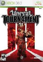 miniatura Unreal Tournament 3 Frontal Por Caluga cover xbox360